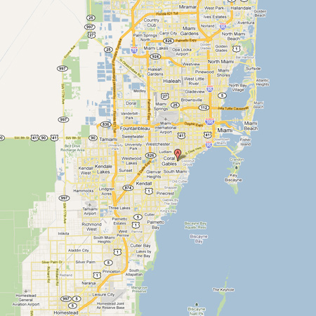 arxcis inc. servers the Greater Miami area. Click to see a closer map.